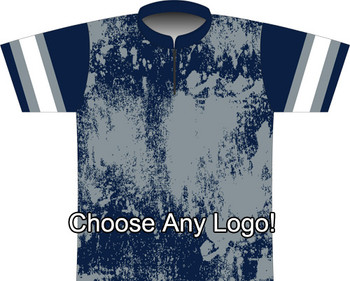 BBR Dallas Grunge Dye Sublimated Jersey