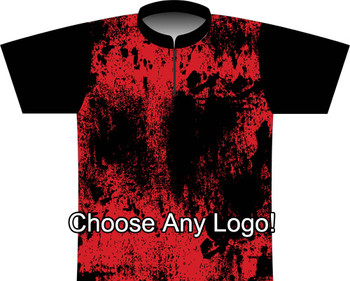 BBR Tampa Bay Grunge Dye Sublimated Jersey