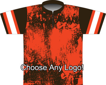 BBR Cleveland Grunge Dye Sublimated Jersey