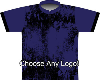 BBR Baltimore Grunge Dye Sublimated Jersey