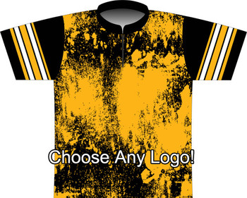 BBR Pittsburgh Grunge Dye Sublimated Jersey