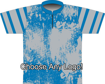 BBR Detroit Grunge Dye Sublimated Jersey