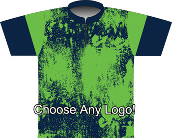 BBR Seattle Grunge Dye Sublimated Jersey