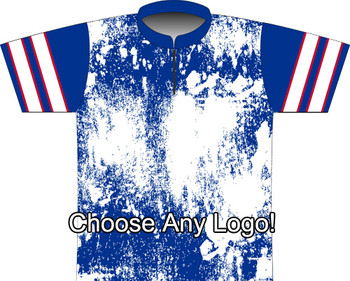 BBR Buffalo Grunge Dye Sublimated Jersey