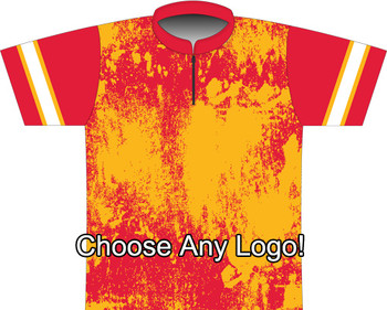 BBR Kansas City Grunge Dye Sublimated Jersey