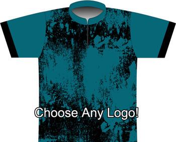 BBR Jacksonville Grunge Dye Sublimated Jersey
