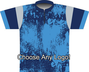 BBR Tennessee Grunge Dye Sublimated Jersey