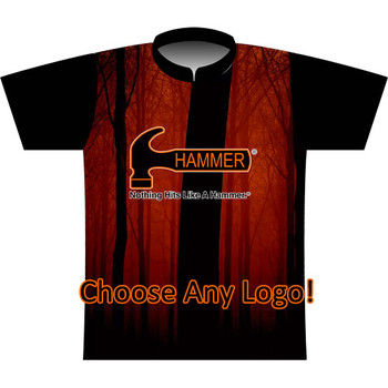 BBR Scary Woods Dye Sublimated Jersey
