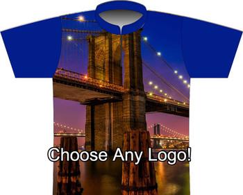 BBR Brooklyn Bridge Dye Sublimated Jersey