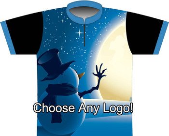 BBR Snowman Night Sublimated Jersey