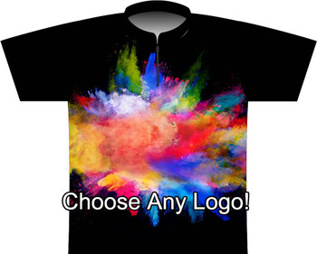 BBR Paint Explosion Sublimated Jersey
