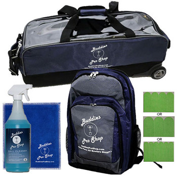 Buddies Pro Shop Backpack Deluxe Package