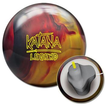Radical Katana Legend Bowling Ball and Core