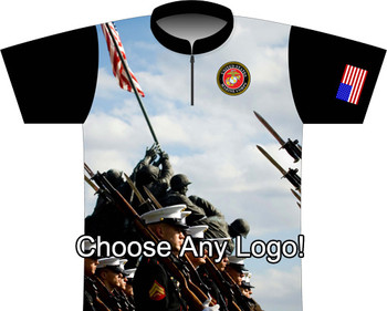 BBR Marines Sublimated Jersey