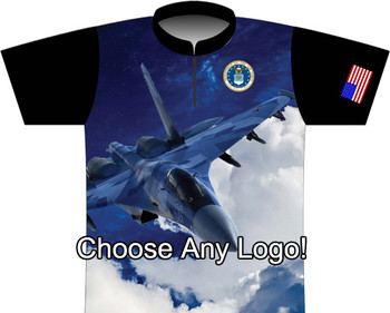 BBR Air Force Sublimated Jersey