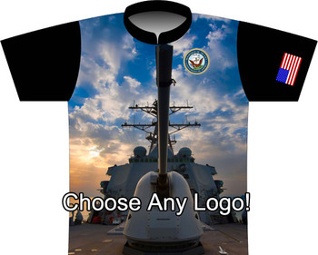 BBR Navy Sublimated Jersey