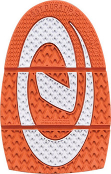 Dexter THE 9 Replacement Sole - T1 Orange Aerogrips