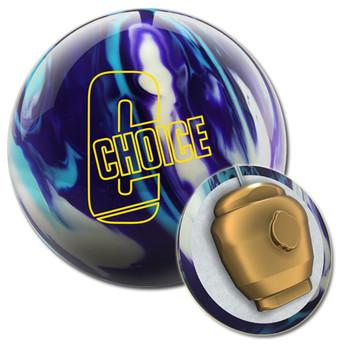 Ebonite The Choice Pearl Bowling Ball and Core