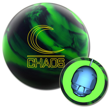 Columbia 300 Chaos Bowling Ball and Core