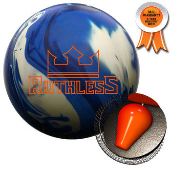 Hammer Ruthless Bowling Ball and Core
