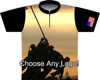 BBR Military 02 Sublimated Jersey