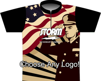 BBR Vintage Military Sublimated Jersey