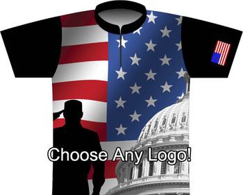 BBR Military 01 Sublimated Jersey