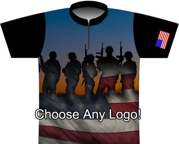 BBR Military 03 Sublimated Jersey