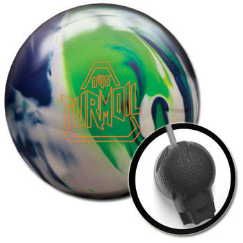 DV8 Turmoil Hybrid Bowling Ball and Core