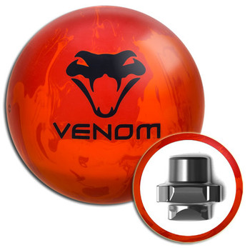 Motiv Venom Recoil Bowling Ball and Core
