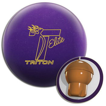Track Triton Elite Bowling Ball and Core