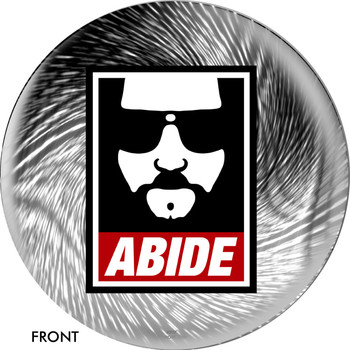 OTBB The Big Lebowski Abide Bowling Ball