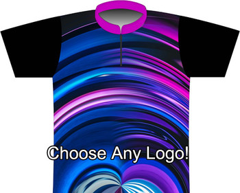 BBR Spinning Whirls Sublimated Jersey