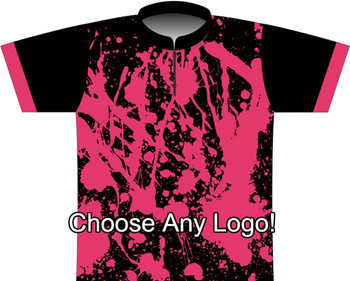 BBR Pink Black Widow Sublimated Jersey
