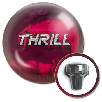 Motiv Thrill Magenta/Wine Pearl Bowling Ball and core