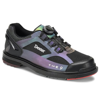 Dexter THE 9 HT Boa Bowling Shoes - Color Shift Hot Melt - Wide Width