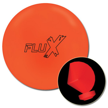 900 Global Flux Bowling Ball and Core