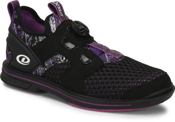 Dexter Womens Dex Lite Pro BOA Black/Purple Right Hand