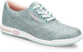 Dexter Kerrie Bowling Shoes Womens Mint/Peach