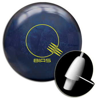 Brunswick Quantum Bias Pearl Bowling Ball and Core