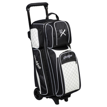 KR Strikeforce Royal Flush Triple Roller Black/White