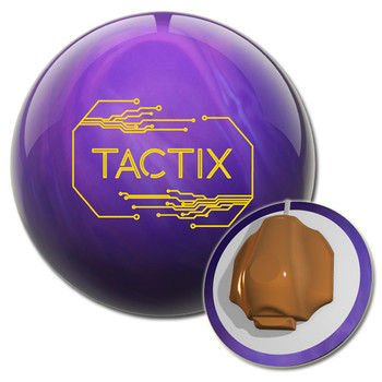 Track Tactix Hybrid Bowling Ball and Core