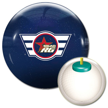 Roto Grip Squad RG Clear Polyester ball and core