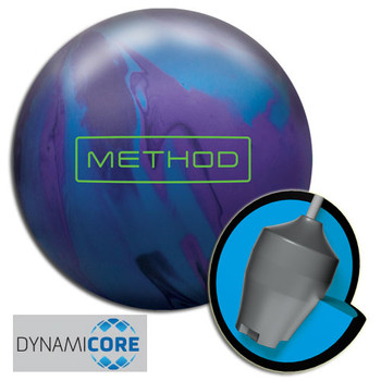Brunswick Method Solid Bowling Ball and Core