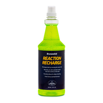 Brunswick Reaction Recharge Bowling Ball Cleaner - 32 oz