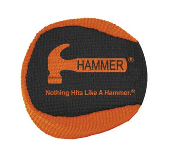 Hammer Large Grip Ball Black/Orange