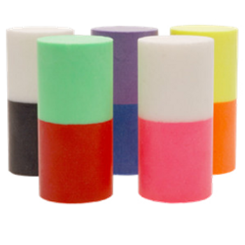 Turbo 2-N-1 Duo Color Urethane Thumb Solid for Bowling Balls