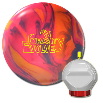 Storm Gravity Evolve Bowling Ball and Core