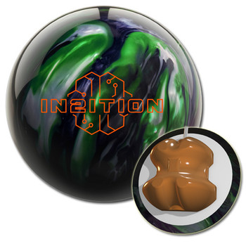Track In2ition Bowling Ball and Core