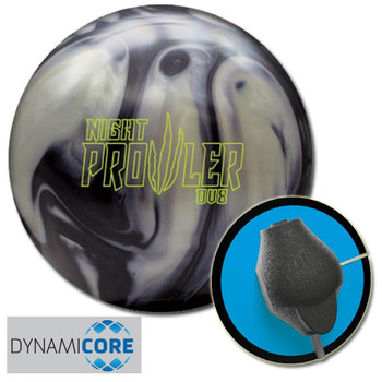 DV8 Night Prowler Bowling Ball and Core